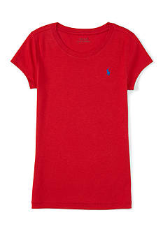 Ralph Lauren Childrenswear Crew Top - Girls 4-6x