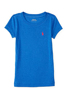 Ralph Lauren Childrenswear Crew Top Girls 4-6x