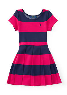 Ralph Lauren Childrenswear Ponte Knit Dress Girls 4-6x