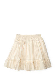 Ralph Lauren Childrenswear Tiered Skirt Girls 4-6x