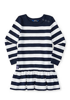 Ralph Lauren Childrenswear Striped Dress Girls 4-6x