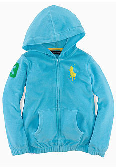 Ralph Lauren Childrenswear Terry Hoodie Girls 7-16
