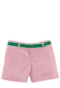 Ralph Lauren Childrenswear Tissue Chino Short Girls 7-16