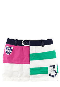 Ralph Lauren Childrenswear Pieced Miniskirt Girls 7-16