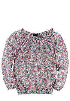 Ralph Lauren Childrenswear Boatneck Top Girls 7-16