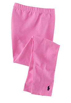 Ralph Lauren Childrenswear Solid Legging Girls 7-16