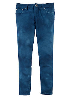 Ralph Lauren Childrenswear Watercolor Cropped Skinny Jean Girls 7-16