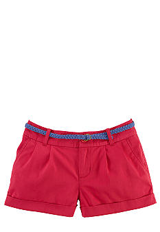 Ralph Lauren Childrenswear Nautical Chino Shorts Girls 7-16