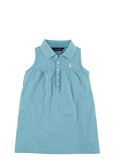 Ralph Lauren Childrenswear Sleeveless Polo Top Girls 7-16