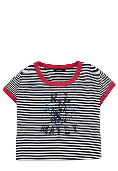 Ralph Lauren Childrenswear Nautical Stripe Tee Girls 7-16