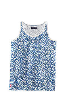 Ralph Lauren Childrenswear Floral Print Tank Girls 7-16