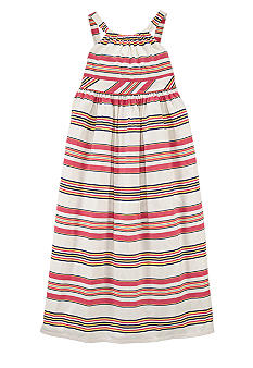 Ralph Lauren Childrenswear Retro Stripe Maxi Dress Girls 7-16