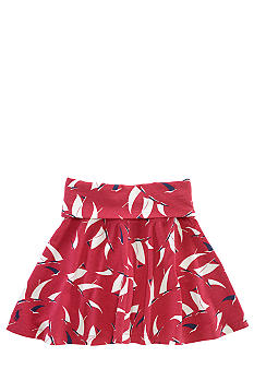 Ralph Lauren Childrenswear Sailboat Print Skirt Girls 7-16