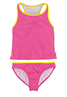 Ralph Lauren Childrenswear Racerback Tankini Girls 7-16