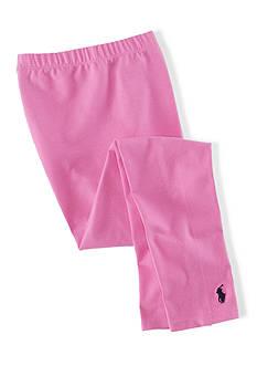 Ralph Lauren Childrenswear Solid Leggings Girls 7-16