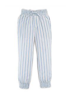 Ralph Lauren Childrenswear Striped Cotton Pants Girls 7-16