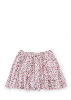Ralph Lauren Childrenswear Floral Skirt Girls 7-16
