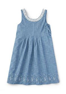 Ralph Lauren Childrenswear Chambray Dress Girls 7-16