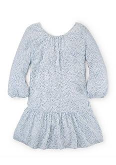 Ralph Lauren Childrenswear Floral Swing Dress Girls 7-16