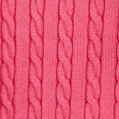 Baby & Kids: Long Sleeve Sale: Pink Ralph Lauren Childrenswear 1 MINI CABLE-SWEATER DESERT PINK