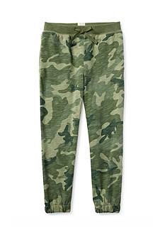 Ralph Lauren Childrenswear Camo Fleece Pants Girls 7-16