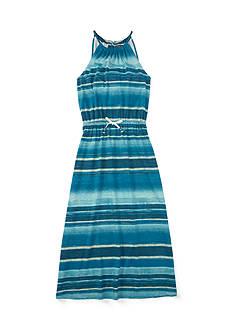 Ralph Lauren Childrenswear Stripe Maxi Dress Girls 7-16