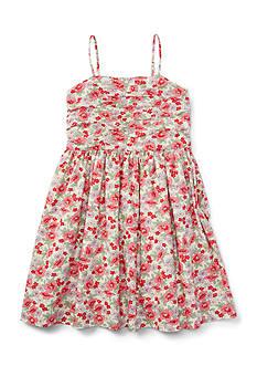 Ralph Lauren Childrenswear Floral Sundress Girls 7-16