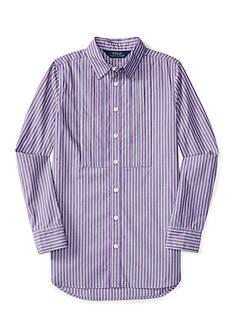 Ralph Lauren Childrenswear Stripe Tunic Girls 7-16