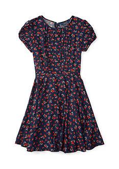 Ralph Lauren Childrenswear Floral Dress Girls 7-16