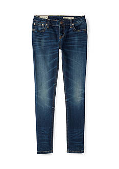 Ralph Lauren Childrenswear Jemma Skinny Jeans - Girls 7-16