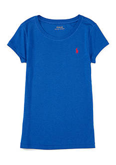 Ralph Lauren Childrenswear Crew Top Girls 7-16