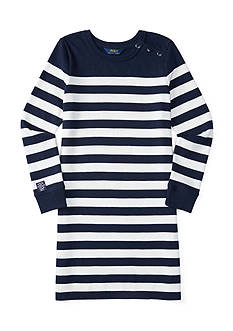 Ralph Lauren Childrenswear Stripe Dress Girls 7-16