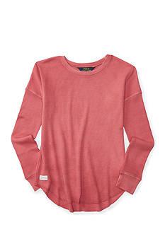 Ralph Lauren Childrenswear Knit Tee Girls 7-16