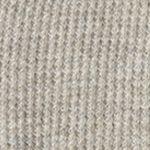 Girls Long Sleeve Shirts: Grey Ralph Lauren Childrenswear Waffle Top Girls 7-16
