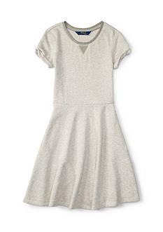Ralph Lauren Childrenswear Fleece Dress Girls 7-16