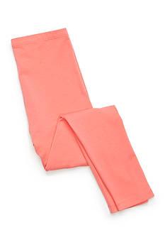 J. Khaki Solid Color Legging Girls 7-16