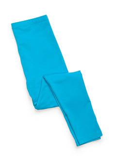 J. Khaki Solid Color Leggings Girls 7-16