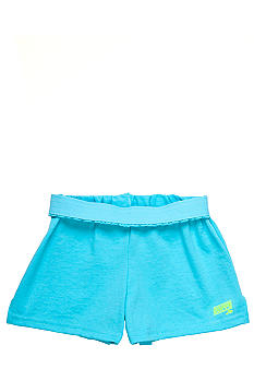 MJ Soffe Knit Logo Short Girls 7-16