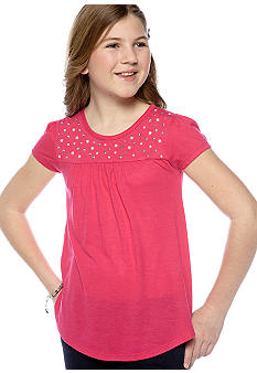 Beautees Solid Stud Doll Top Girls 7-16