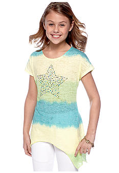 Beautees Dip Dye Tee Girls 7-16
