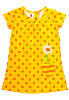 Sweet Potatoes Bee Coverup Girls 4-6X