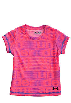 Under Armour Motion Tee Girls 4-6X