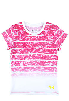 Under Armour Burnout Tee Girls 4-6X