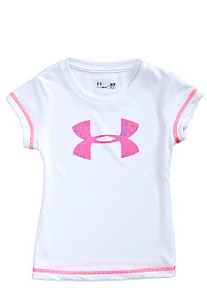 Under Armour Motion Logo Tee Girls 4-6X