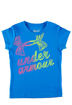 Under Armour Scribble Tee Girls 4-6X