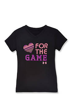 Under Armour 'Love for the Game' Tee Girls 4-6x