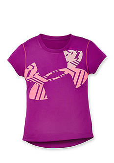 Under Armour Faded Icon Tee Girls 4-6x