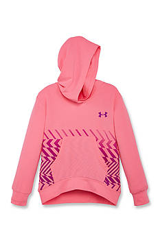 Under Armour Face Off Pullover Hoodie Girls 4-6x