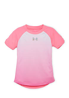 Under Armour Tomboy Gradient Raglan Tee Girls 4-6x