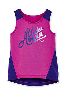 Under Armour Sleeveless Logo Top Girls 4-6x